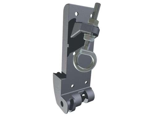 Plaque de base pour porte sectionnelle portech - Cable pour porte de garage sectionnelle ...